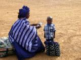Mother and child - Selibabi, Senegal
