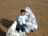 Mother and son, Kaiffa - Mauritania