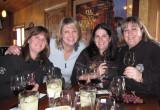 Wine tasting in Chelan, WA 2009