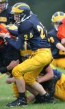 in on the tackle