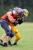 open field tackle