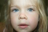 grace's blue eyes