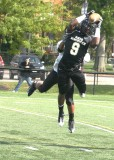 campbell with a nice catch