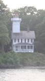 lighthouse on daufuskie island