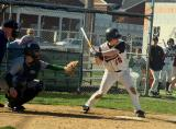 nick a. at the plate