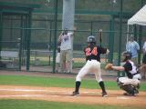 ethan at the plate