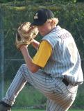 adam on the mound in game 2