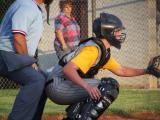 brent behind the plate