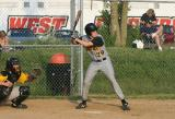 brent at the plate
