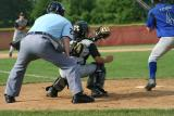 cody behind the plate