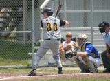 danny at the plate