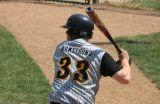 danny at bat