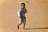 Desert kid...