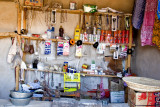 The town shop...