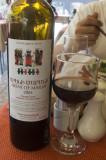 Armenian wine...