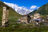 Upper Svaneti Landscape...