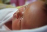 Newborn angel