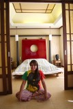 me in japanese suite