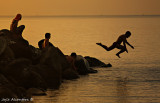 Jump at daybreak