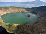 Taal Volcano and Crater Lake, Tagaytay  (2003)