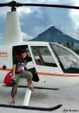 Me and Mount Mayon