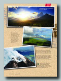 Mount Mayon feature in Mabuhay Mag Sept 2010
