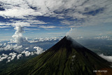 My Mayon shot from a chopper