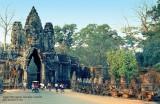 Angkor Thom Gopura