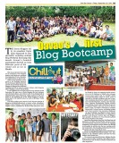 Davao Blog Weekend Bootcamp