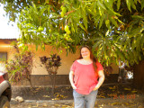 for some friends.  Me under the mango tree.jpg