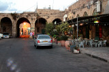 Akko - the old city - population is 95% Arab. Our first immersion into the old world of Israel.