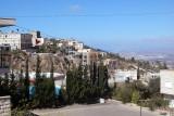 Isfiya: A Druze (Arab) village on Mt. Carmel.