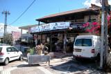 A store in Isfiya - a  Druze (Arab) village on Mt. Carmel.