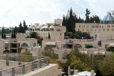 An area of Jerusalem next to the Old City - upscale and very expensive to live there