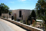 A residence in Ein Hod  which is a communal settlement of artists and craftspeople.