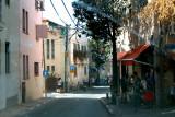 Tel Aviv: The Neve Tzedek section - the oldest neighborhood in the city.