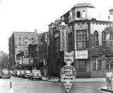 Coney Island Ave. looking north near 18th Ave. Richard went to the Leader Theater (seen here) for weekly serials. (late 40's)