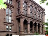 Cooper Union in Manhattan - alma mater of Paul (Richard's father). Before that, Paul went to Stuyvesant High School.