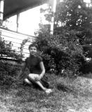 Aunt Frieda (father's side). Frieda was a cousin of Paul (Richard's father) and was adopted by Paul's parents.