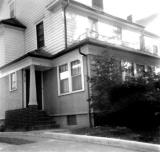 Home of uncle Harry, aunt Adelle, and cousins Judie and Alan (father's side) in Flushing, Queens.