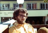 Richard in Berkeley, CA when he was a student there (1971)