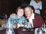 Hilda and Paul - Richard's parents (circa 1980)