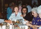 Richard and his mother Hilda. Aunt Betty, Hilda's sister, is in the foreground. (early 1990's)