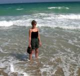Judy at Pompano Beach, Florida (3-05)