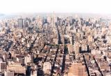 Manhattan from the top of the World Trade Center