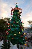 Ah yes, Christmas in Santa Monica