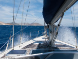 Sailing the Dodecanese Islands 2009