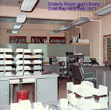 Orderly Room and Library