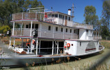 Paddle Steamer Ruby - Wentworth NSW