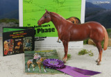 Breyer Lady Phase with original picture box and contents 1976